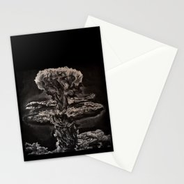 Bomb Stationery Cards