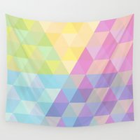 fig Wall Tapestries featuring Fig. 027 by Maps of Imaginary Places