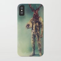 hands iPhone & iPod Cases featuring Without Words by rubbishmonkey