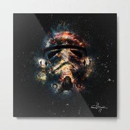 Stormtrooper Metal Print