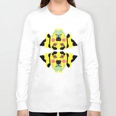 Cruella De Vil's Lucid Nightmare Long Sleeve T-shirt