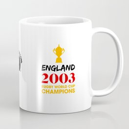 Rugby World Cup Champions — England Rugby Union side (The Red and Whites) Coffee Mug