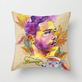 Dolanism Throw Pillow