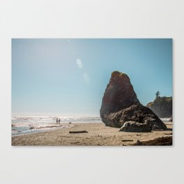 Seal Rock Canvas Print