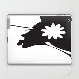 Harlem B/W Laptop & iPad Skin