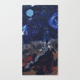 Stars on Sunday  Canvas Print