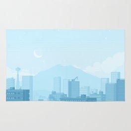 Seattle Morning Rug