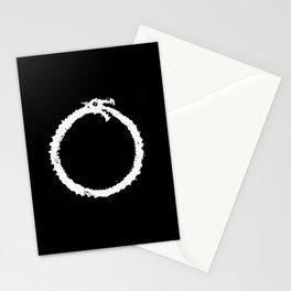 Salt Oroborus Stationery Cards