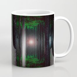 Pressure Coffee Mug