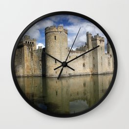 Bodiam Castle Wall Clock