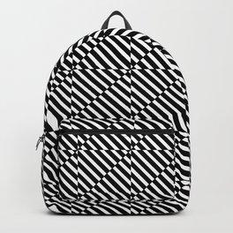 optical pattern 68 Backpack
