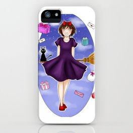 Kiki's Delivery Service! iPhone Case