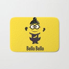 Bello Singh Punjabi (Balle Balle) Minion Inspired Parody Bath Mat