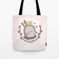 bambi Tote Bags featuring Bambi by Line B.