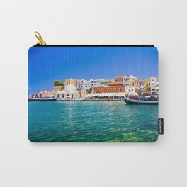 Chania Carry-All Pouch