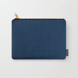 Pure blue Carry-All Pouch