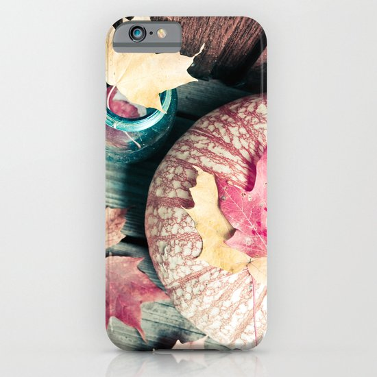 Sweet Autumn iPhone & iPod Case