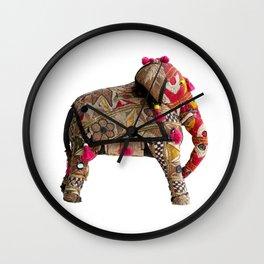 ElephanTribe Wall Clock