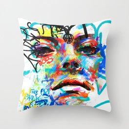 Trim Throw Pillow
