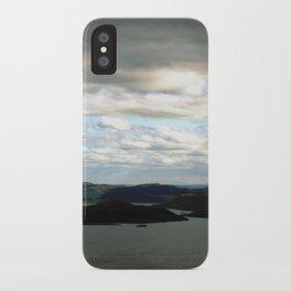 lake sweden. iPhone Case