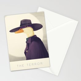 Justice Ducks - The Terror Stationery Cards