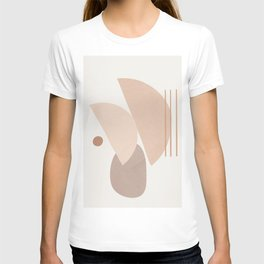 Abstract Shapes No.20 T-shirt