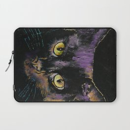 Shadow Cat Laptop Sleeve