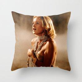 King Kong Chic Throw Pillow