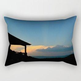 Sweet Silhouette * Little Switzerland  Rectangular Pillow