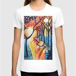Autumn Sunset T-shirt