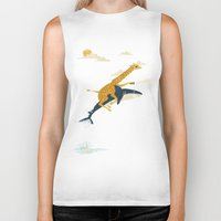 looking for alaska Biker Tanks featuring Onward! by Jay Fleck