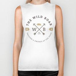 The Wild Boar Inn Biker Tank