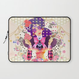 What divination do you use? Laptop Sleeve