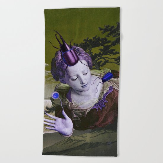 BEETLE BAY Beach Towel