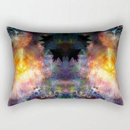 Extra Sensory Perceptions Rectangular Pillow