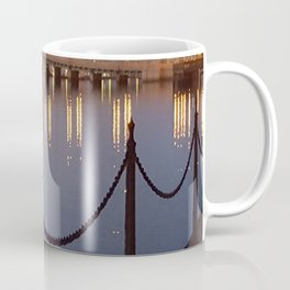 Bridge of Lions at Sunrise Coffee Mug