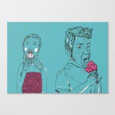 Ice Cream? Canvas Print