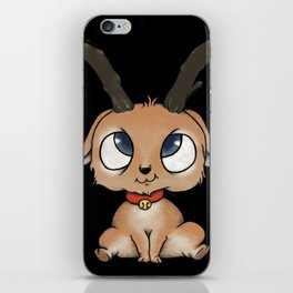 Baby deer iPhone Skin