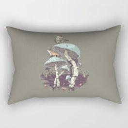 Elven Ranger Rectangular Pillow