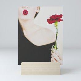 Rose Kiss Mini Art Print