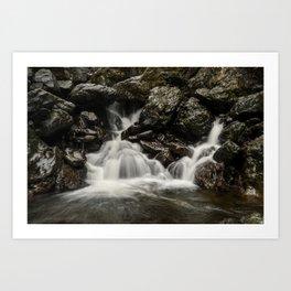 Lodore Falls, Borrowdale Art Print