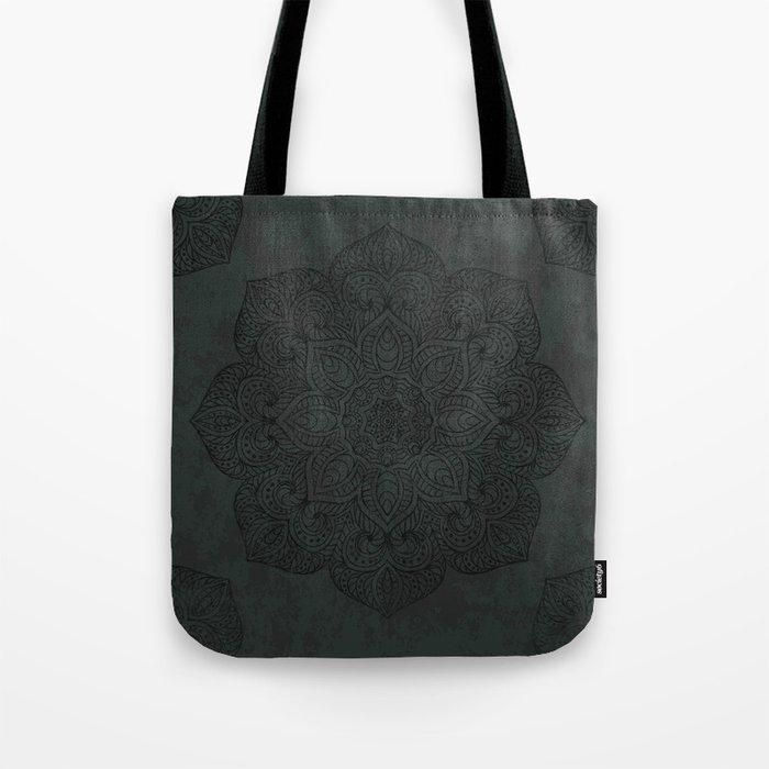 Vintage Mandala Tote Bag