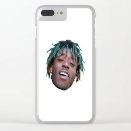 Lil Uzi Vert Clear iPhone Case
