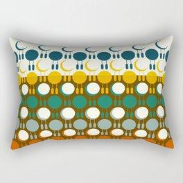 24 Little hours Rectangular Pillow