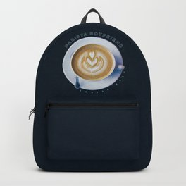 Barista Boyfriend Backpack