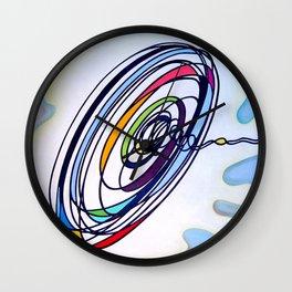 Bicycle - Big Wheel  Wall Clock