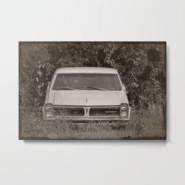 GTO Metal Print