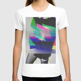 .Glitch Couture T-shirt