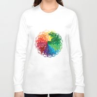 terry fan Long Sleeve T-shirts featuring Fan by kartalpaf