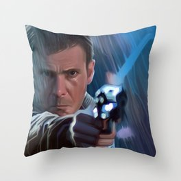 Deckard. B26354. Throw Pillow